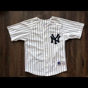 ALEX RODRIGUEZ BASEBALL JERSEY Yankees kids 10/12